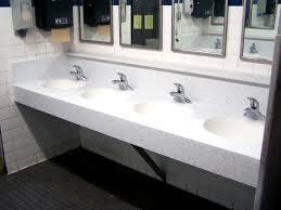 commercial bathroom corian sink countertop corian countertops