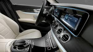mercedes e class concept 2017 mercedes e class interior design