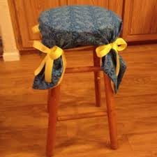 Round Bar Stool Covers Bar Stool Covers Round Cushion Stools Chairs Seat And Ottoman
