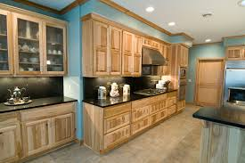 hickory cabinets kitchen natural hickory kitchen traditional kitchen minneapolis by