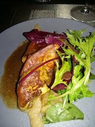 la cuisine de vincent escalope de foie gras picture of le vincent traiteur cluses