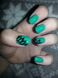 nail art designs green color best nail 2017 nail art designs