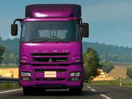 truck mitsubishi fuso mitsubishi fuso super great v beta1 3 scs software