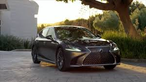 lexus top sports car 2018 all new lexus ls 500 one of top 5 luxury cars youtube