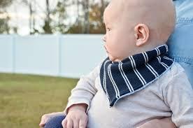 halloween baby bibs diy how to sew a bandana bib project nursery