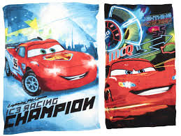 Lightning Mcqueen Rug Cars Fleece Blanket Ebay
