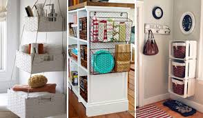 home furniture items 19 clever places you can add baskets for loose items storage
