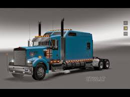 kenworth t900 kenworth w900 long ets 2 mods part 2