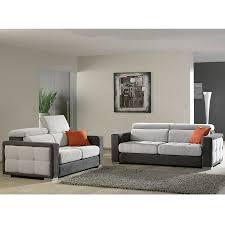 canapé 3 2 tissu ensemble canapé 3 2 places en tissu palma 13 coloris de coussins au