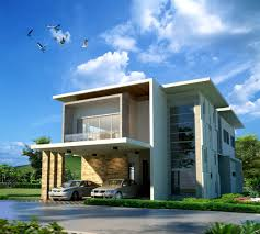 small modern cottage exterior bungalow design house interior