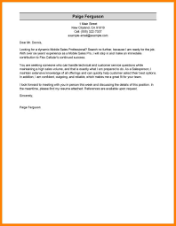 12 outstanding cover letter address example