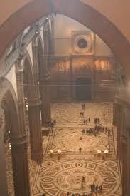 cupola santa fiore brunelleschi i pavimenti in marmo osservati durante la salita sulla cupola
