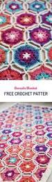 free crochet home decor patterns borealis blanket free crochet pattern crochet diy style crafts