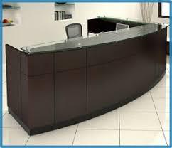 Ada Reception Desk Willow Reception Desks Maryland Commercial