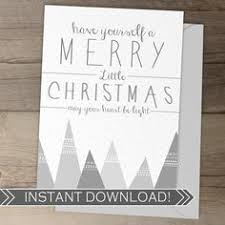 set of 6 happy holidays card cards by danaspaperie