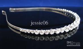 rhinestone headbands 2018 luxury rhinestone headband hair comb diamond hairpins