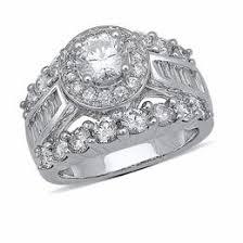 Circle Diamond Wedding Ring by Engagement Rings Wedding Zales