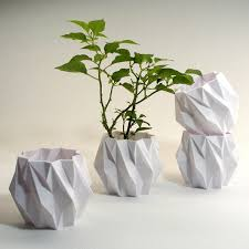 beautiful vases home decor modern planter modern home decor gift geometric succulent pots