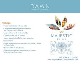 floor plans dawn fort myers fl majestic palms
