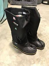 s cold weather boots size 12 baffin driller and waterproof winter steel toe work boots