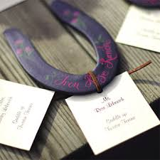 horseshoe wedding favors horseshoe wedding favor weddings favours real