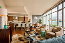 Waterfront Home Designs Portland Interior Designer News Finished Luxury Condo Model Units