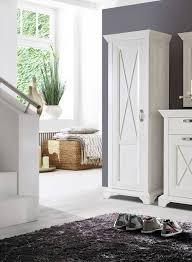 Wohnzimmerschrank Pinie Weiss Forte Möbel Garderobenschrank Schrank Kashmir In Pinie Weiss Ebay