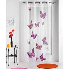 voilage chambre fille disponible sur maisondulinge fr rideau voilage papillons