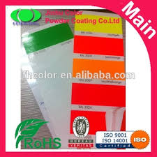 luminous color powder coating in ral code view ral code powder