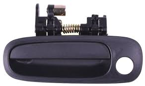 Replace Exterior Door Handle Toyota Corolla Black Outside Front Driver Side