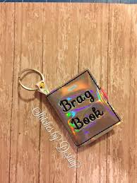 5x7 brag book 5x7 hoop mini brag book keychain embroidery design 5x7 hoop or