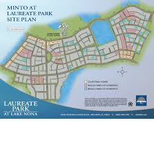 Minto Homes Floor Plans Laureate Park At Lake Nona New Homes In Orlando Fl By Minto