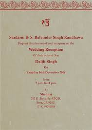wedding sles wedding reception invitation wording sles india style by
