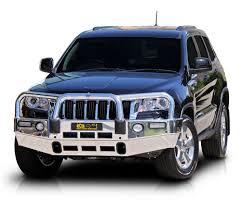 jeep laredo jeep grand cherokee ecb alloy bullbar nudge bars bull bars series
