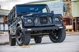 custom land rover discovery defender110 hashtag on twitter
