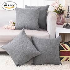 Decorative Pillows For Sofa by Oversized Throw Pillows Amazon Com