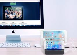 best charging station 10 best usb charging stations with multiple usb ports charge many