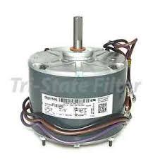 trane condenser fan motor replacement trane condenser fan motor 1 4 hp d144407p01 mot03125 751109538801 ebay