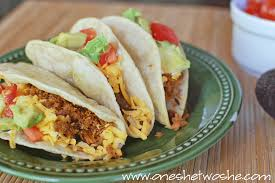 American Test Kitchen Recipes by Homemade Beef Tacos No Seasoning Packets Or So She Says