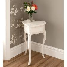 La Rochelle Love Heart Antique French Side Table Furniture