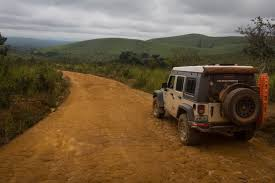 jeep couple across the drc day 2 the road chose me