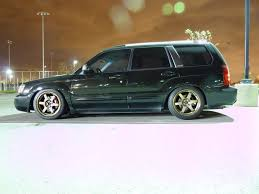 bagged subaru forester black forester pictures page 65 subaru forester owners forum