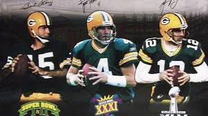 can t top the titletown trio author highlights favre