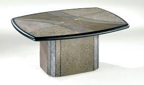 Wohnzimmertisch Oval Couchtisch Ideen Stilvoll Couchtisch Mit Steinplatte Konzeption