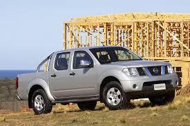 nissan navara utes australia 2012 nissan navara adds v6 to st x more power to st four cylinder