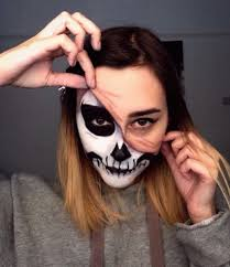 halloween illusion 13 unbelievable makeup ideas to transform yourself for halloween