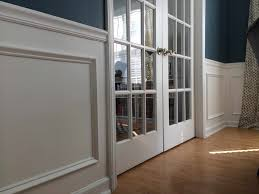 Pictures Of Wainscoting In Dining Rooms How Dining Room Wainscoting To Install Wainscoting Interior Design