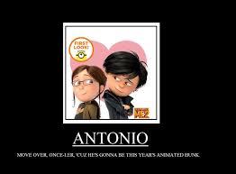 Antonio Meme - antonio demotivational by trc tooniversity on deviantart