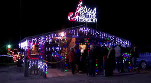 denton county christmas lights annual tradition in denton puts christ back in christmas