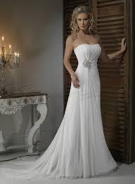 a line strapless wedding dresses weddingcafeny com